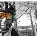 cykel-svartvit