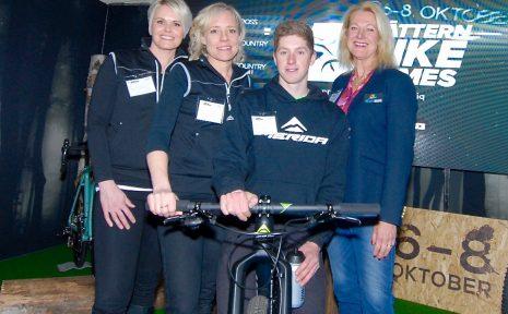 I oktober blir det premiär för Vätternrundans Vättern Bike Game avslöjade Ulrika Smith Svenstedt, Anna Öhrström, Emil Linde och Gunilla Brynell.