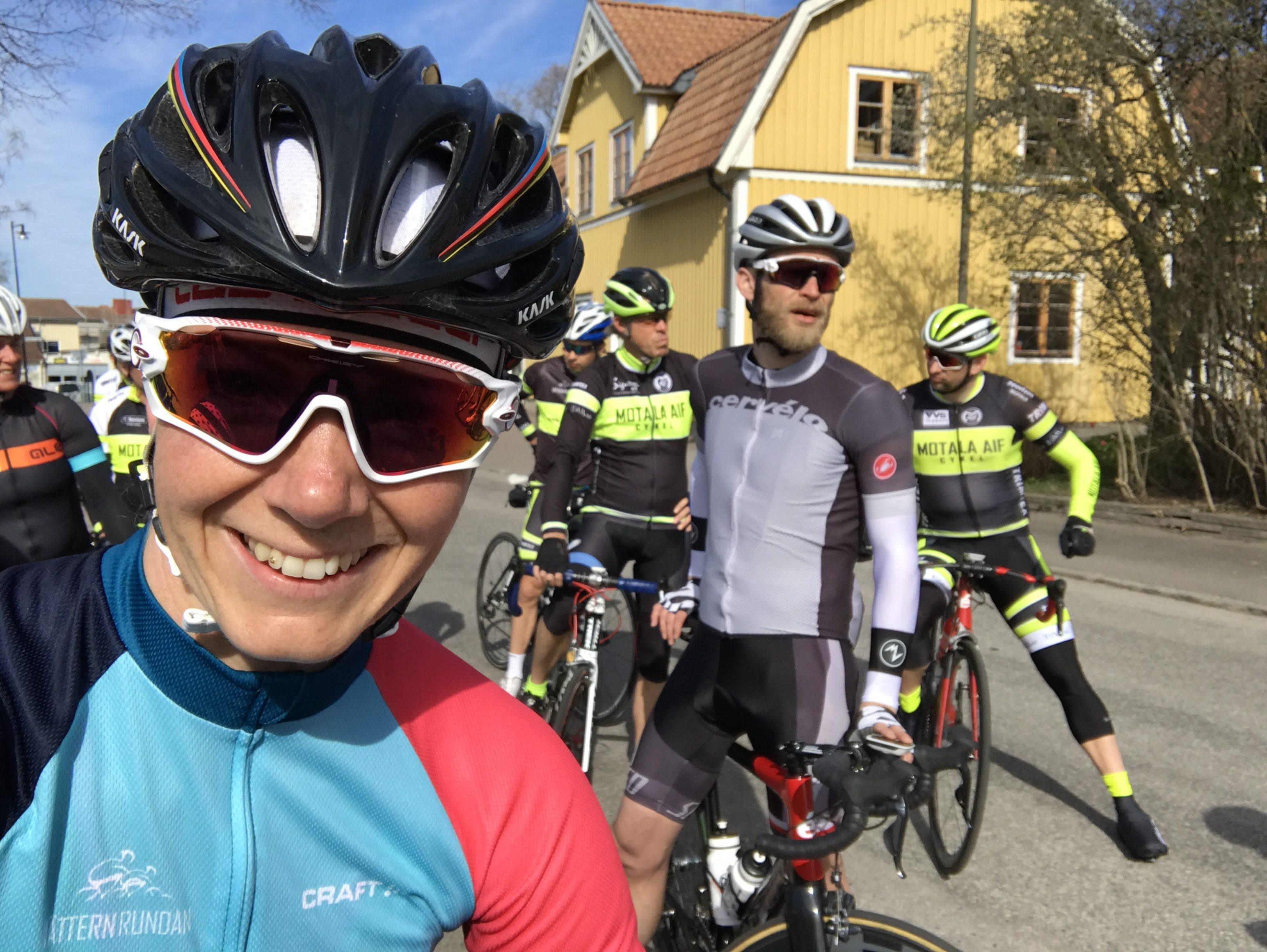 cykelläger med MAIF