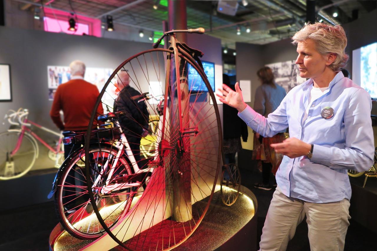 Moderne Populär utställning visar upp cykeln ur alla aspekter – Cykla.se WS-51