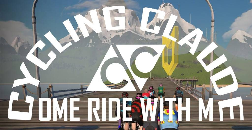 Come Ride with me - CyclingClaude Event