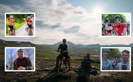 Vad passar bättre uProfiler i cykelsverige ger sina bästa sommartips.
