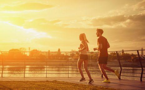 Ibland kan det vara svårt att få ihop kombinationen semesterlivet med träning.