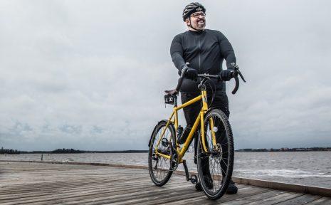 Ebbe Silva XL Biking