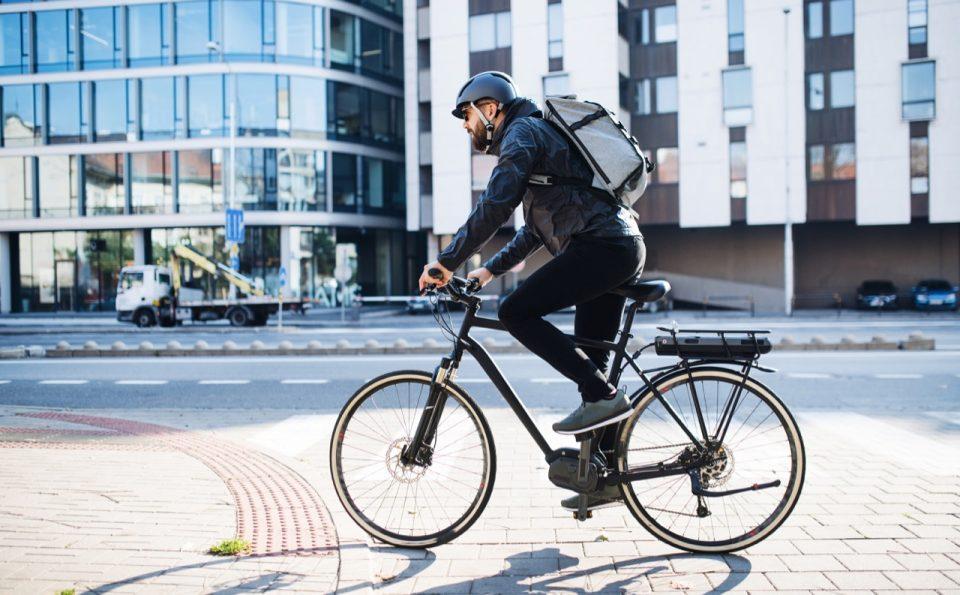 Cykel som färdmedel ökar i pandemins tider