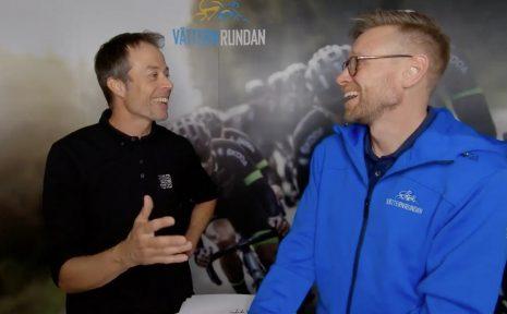 Mattias Reck och Fredrik Almgren