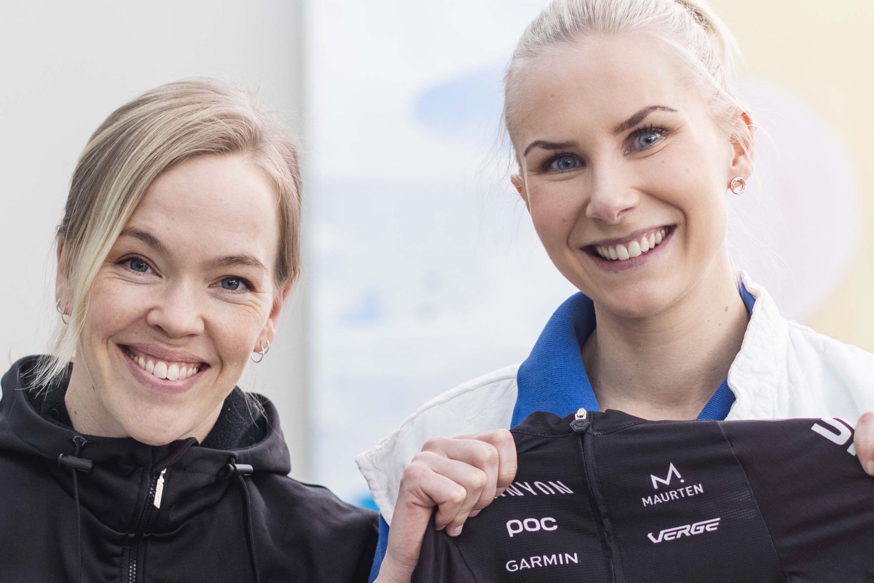 Johanna Palmqvist Adelina Sjöberg