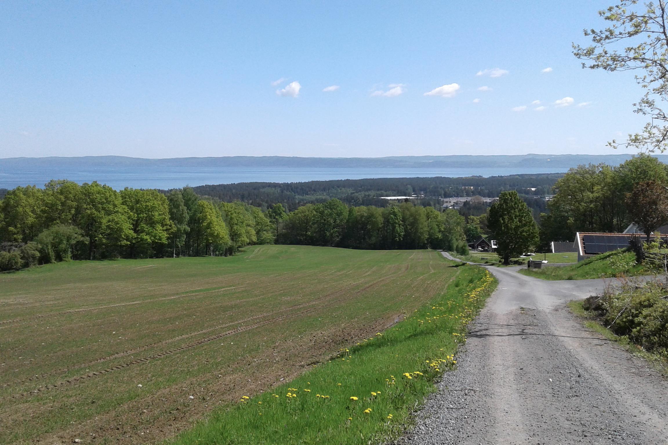 Ylva Torsson vill rädda Vätterns vatten