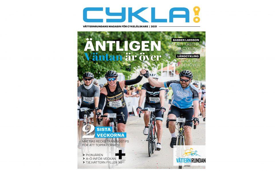 Cyklamagasinet – Tidningen Cykla
