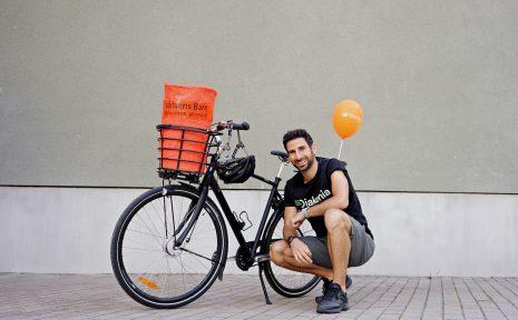 Stephan Wilson cyklar Vätternrundan igen.
