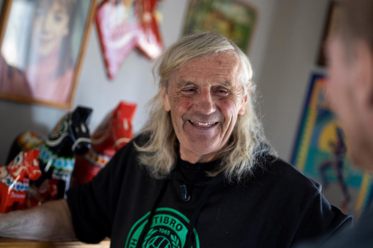 Pionjären Stig Johansson