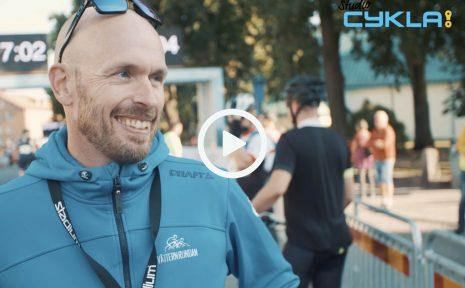Oskar Sundblad Cykelveckan 2021