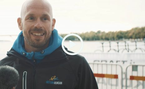 Så var Cykelveckan 2021! Hör vd:n Oskar Sundblad summera årets Vätternrundan tillsammans med mängder av nöjda cyklister i Motala.